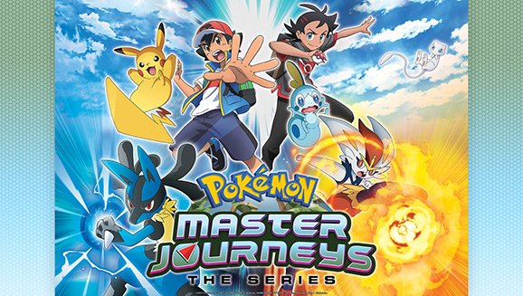 Pokémon Master Journeys