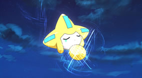 Jirachi - Wish Maker!