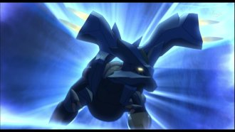 Kyurem VS The Sacred Swordsmen