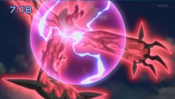 Pokémon XY The Movie - The Cocoon of Destruction & Diancie