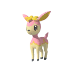 Deerling New Pokémon Snap Sprite