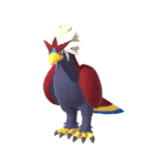 Braviary New Pokémon Snap Sprite