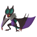 Noivern New Pokémon Snap Sprite