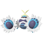 Crabominable New Pokémon Snap Sprite