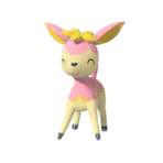 Deerling New Pokémon Snap Extra Sprite