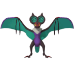 Noivern New Pokémon Snap Extra Sprite
