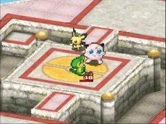 Pokémon Nobunaga no Yabō (Yabou / Yabô) - Pokémon Conquest Jigglypuffcombat