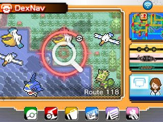 Pokemon Omega Ruby And Alpha Sapphire Dexnav Guide