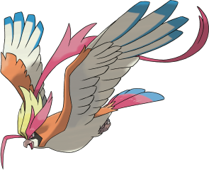Some OR/AS Sets(By Cr7) Pidgeot