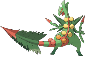 Some OR/AS Sets(By Cr7) Sceptile