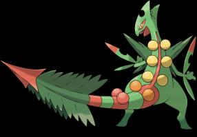 Pokémon Omega Ruby amp; Alpha Sapphire  Mega Evolutions