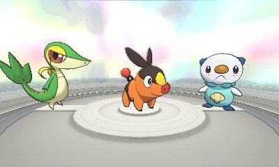 Banco de Dados - Pokémon Omega Ruby & Alpha Sapphire Unovastarters