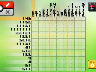 Pok mon picross location listings area 29 for Pokemon picross mural 02