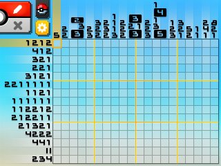 Pok mon picross location listings area 02 alt world for Pokemon picross mural 1
