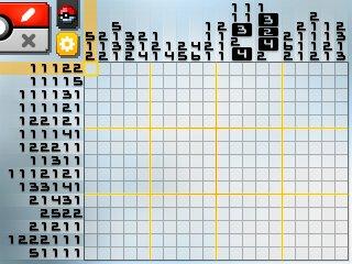Pokemon picross murals images pokemon images for Pokemon picross mural 02