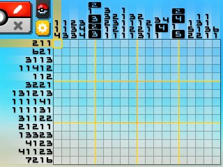 Pok mon picross location listings area 07 alt world for Pokemon picross mural 1