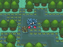 Pokémon Platinum - The Great Marsh