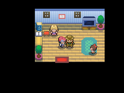 Pokémon Platinum - The Move Tutors
