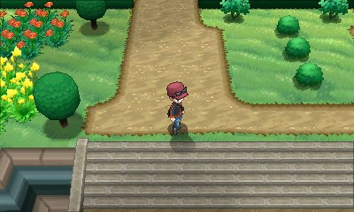 Route 4 - Kalos - Serebii net Pokéarth