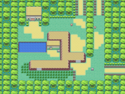 Safari Zone - Area 4
