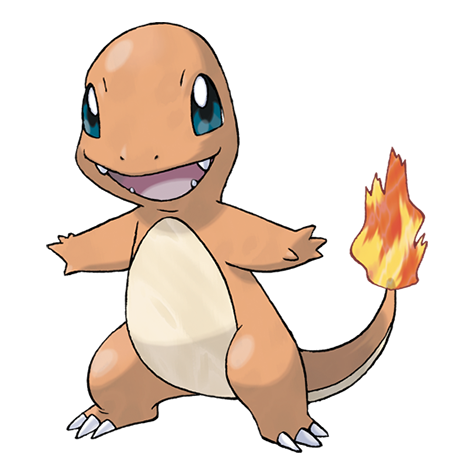 Charmander Artwork