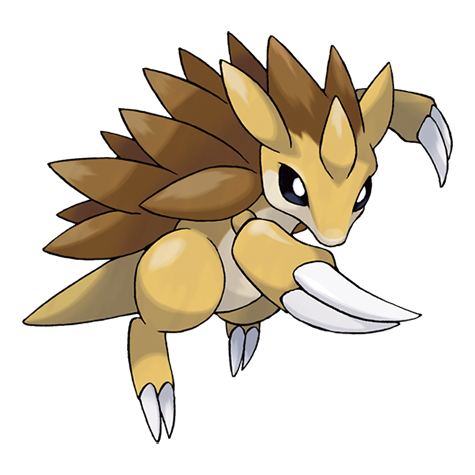 Sandslash Artwork
