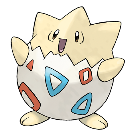 Togepi Artwork