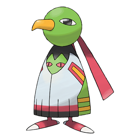 Xatu Artwork