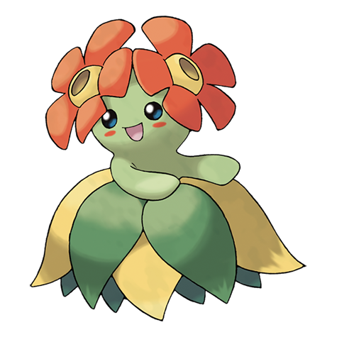Bellossom Artwork