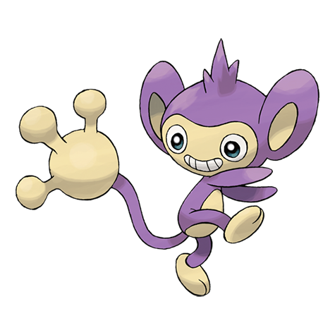 Aipom Artwork