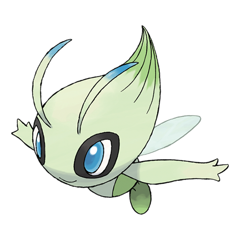 Celebi Artwork