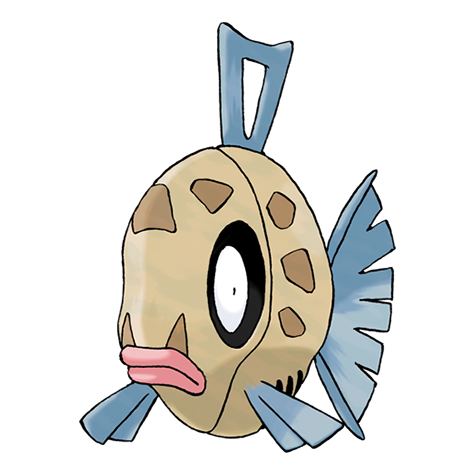 Feebas Artwork