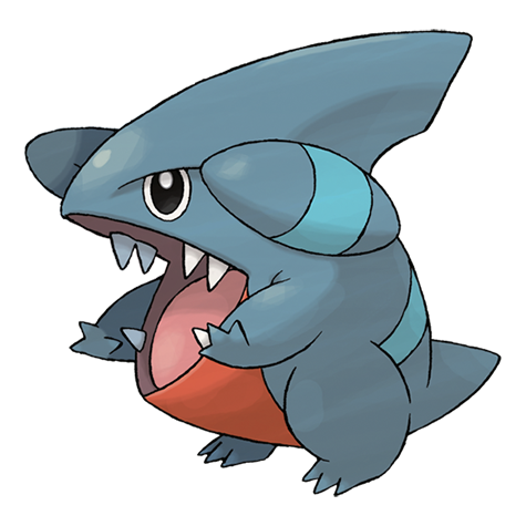 Gible Artwork