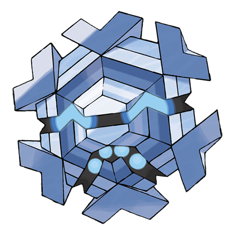 Cryogonal Artwork