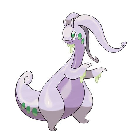 Goodra Artwork