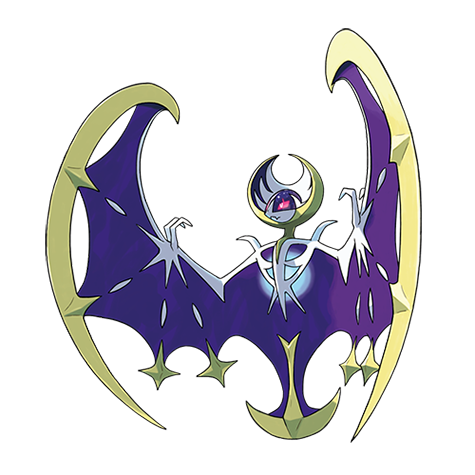 Lunala Artwork