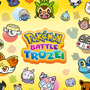 Pokémon Battle Trozei Listing