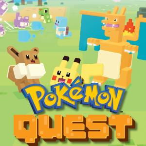 Pokémon Quest Database