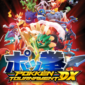 Pokkén Tournament DX Character Stats