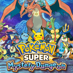 Pokémon Super Mystery Dungeon Listing
