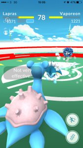 Pokémon GO - Pokémon Moves - Serebii net