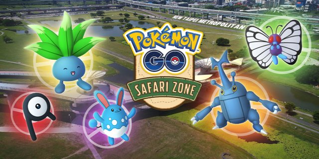 New Taipei City Safari Zone Tie-in