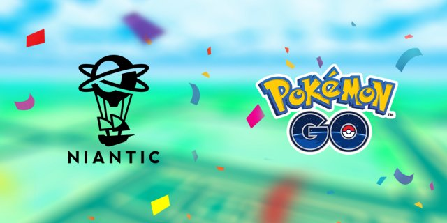 Niantic Birthday Event