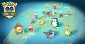 Europe Safari Zone 2017