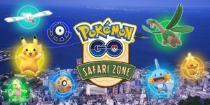 Yokosuka Safari Zone Tie-In