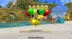 Pok�Park Wii - Pikachu's Great Adenture - Passwords