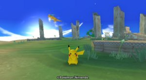 Pok�Park Wii - Pikachu's Great Adenture - Area Listings