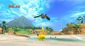 Pok�Park Wii - Pikachu's Great Adventure Pictures