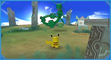 Pok�Park Wii: Pikachu's Great Adventure
