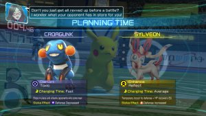 Croagunk & Sylveon